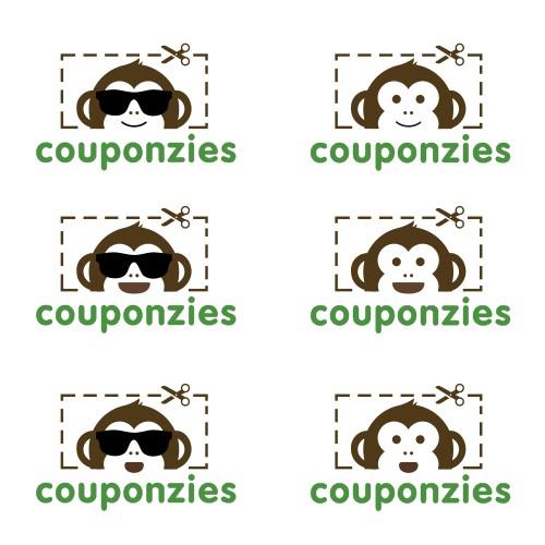 Create the next logo for Couponzies.com