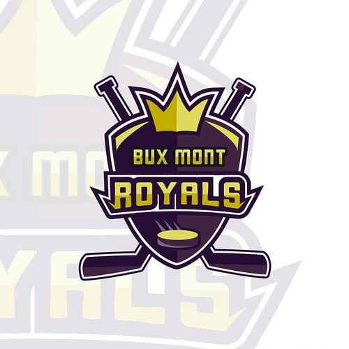Hockey team logo