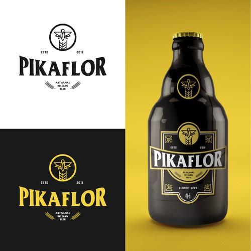 Pikaflor beer