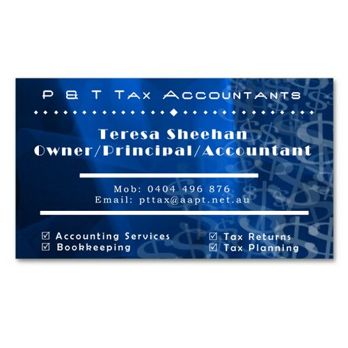New Accountant in Town