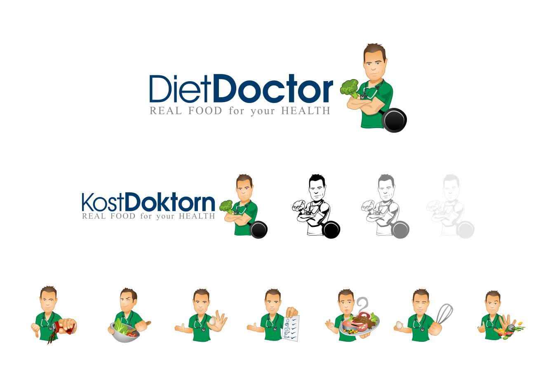 Logo for Diet Doctor