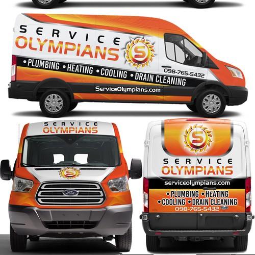 Service Olympians