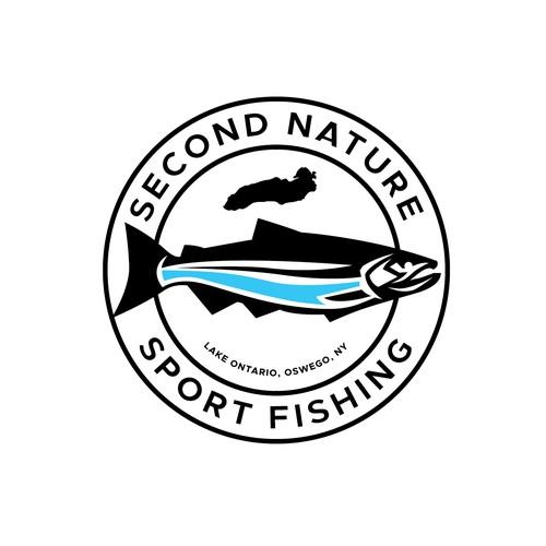 Chinook Salmon Charters Logo