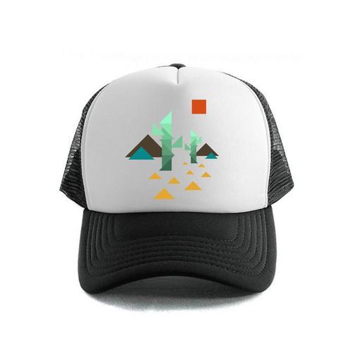Modern Landscape design for hat