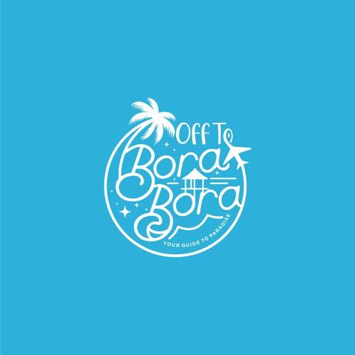 Logo Design for Off To Bora Bora