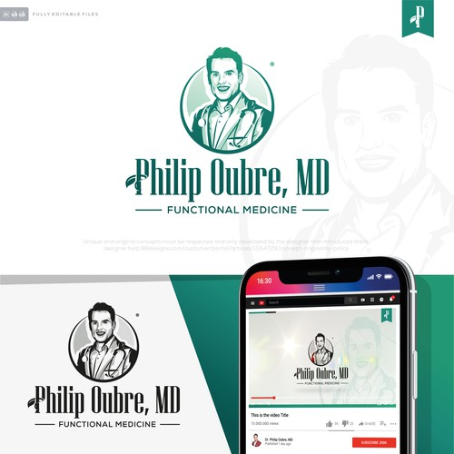 Philip Ouber, MD logo