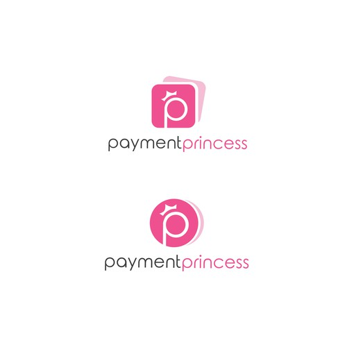 Logo for a financial services
