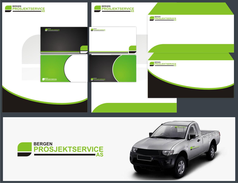 New logo wanted for Bergen Prosjektservice AS