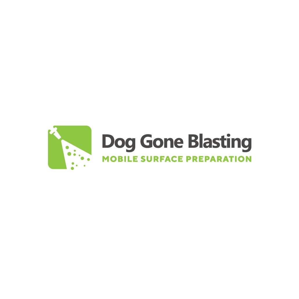 Need A Clever and Creative Logo for Dog Gone Blasting