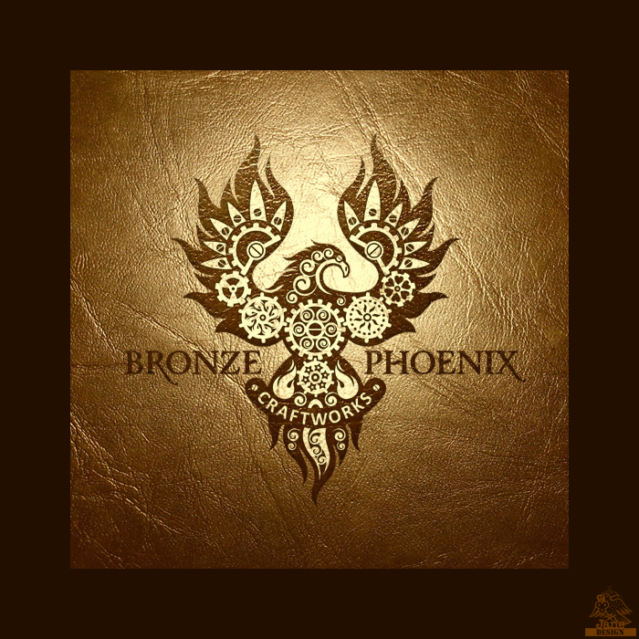New logo wanted for Bronze Phoenix Craftworks