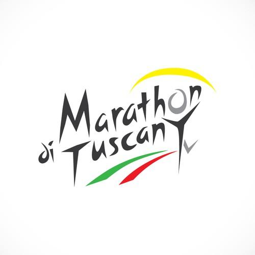 Logo for Marathon di Tuscani