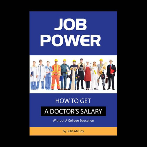 Job Power Book Title page