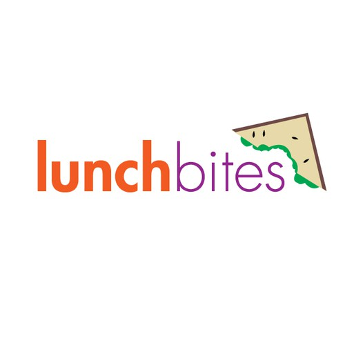 Create a professional / funky design for Lunchbites