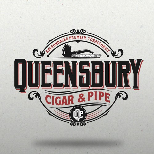 A Powerful Cigar Retail Logo
