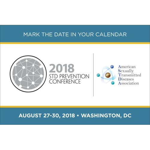 STD Prevention Conference Postcard