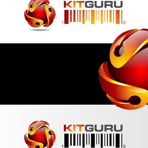 Logo design for kit guru