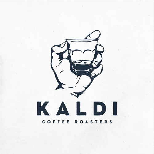 Modern Vintage Logo For Coffee Industry