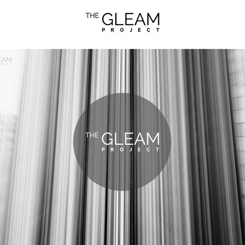 Captivate me with your minimalist & chic logo for The Gleam Project!