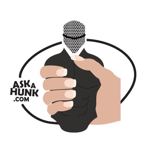 logo for AskAHunk.com