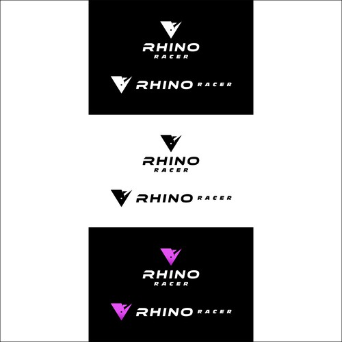 Rhino Racer Logo