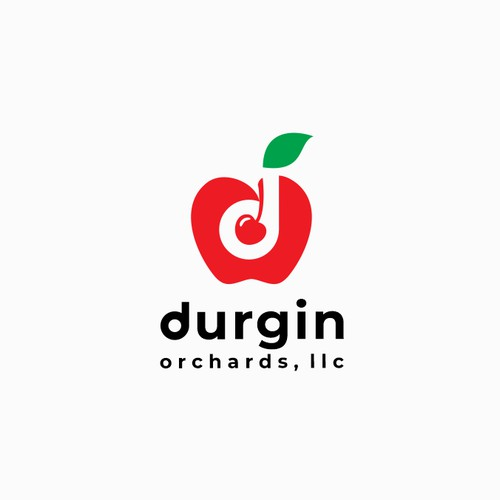 apple + cherry logo