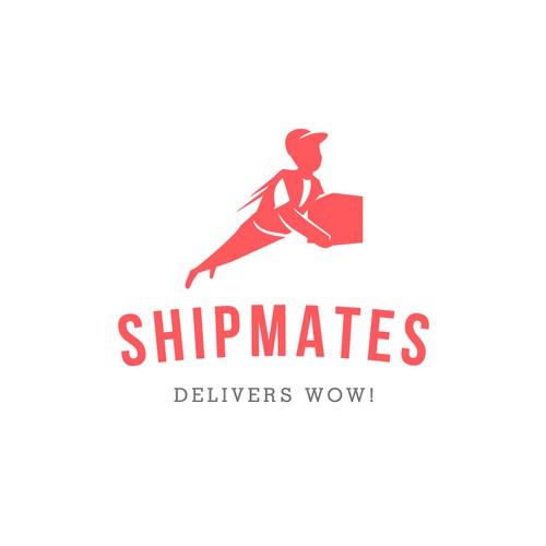 Character Logo for Shipmates