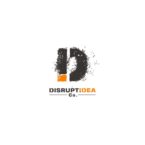 Logo fro Disrupt Idea