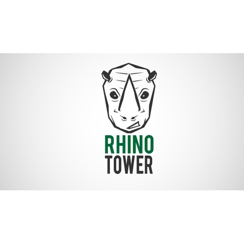 Help Rhino Tower with a new logo