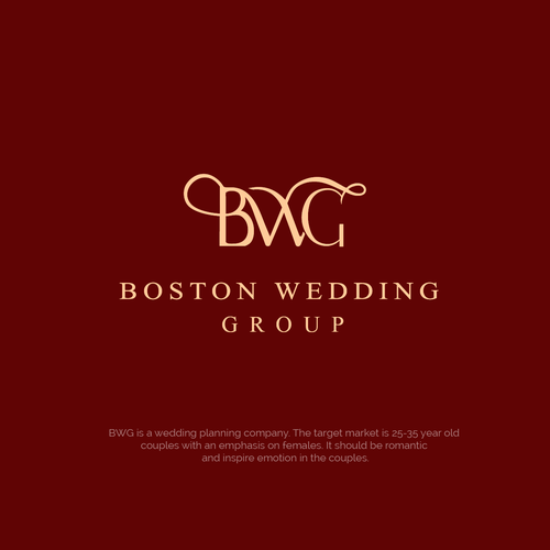 Logo for wedding planners