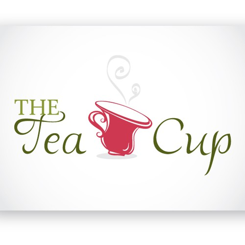 Help The Tea Cup with a new logo