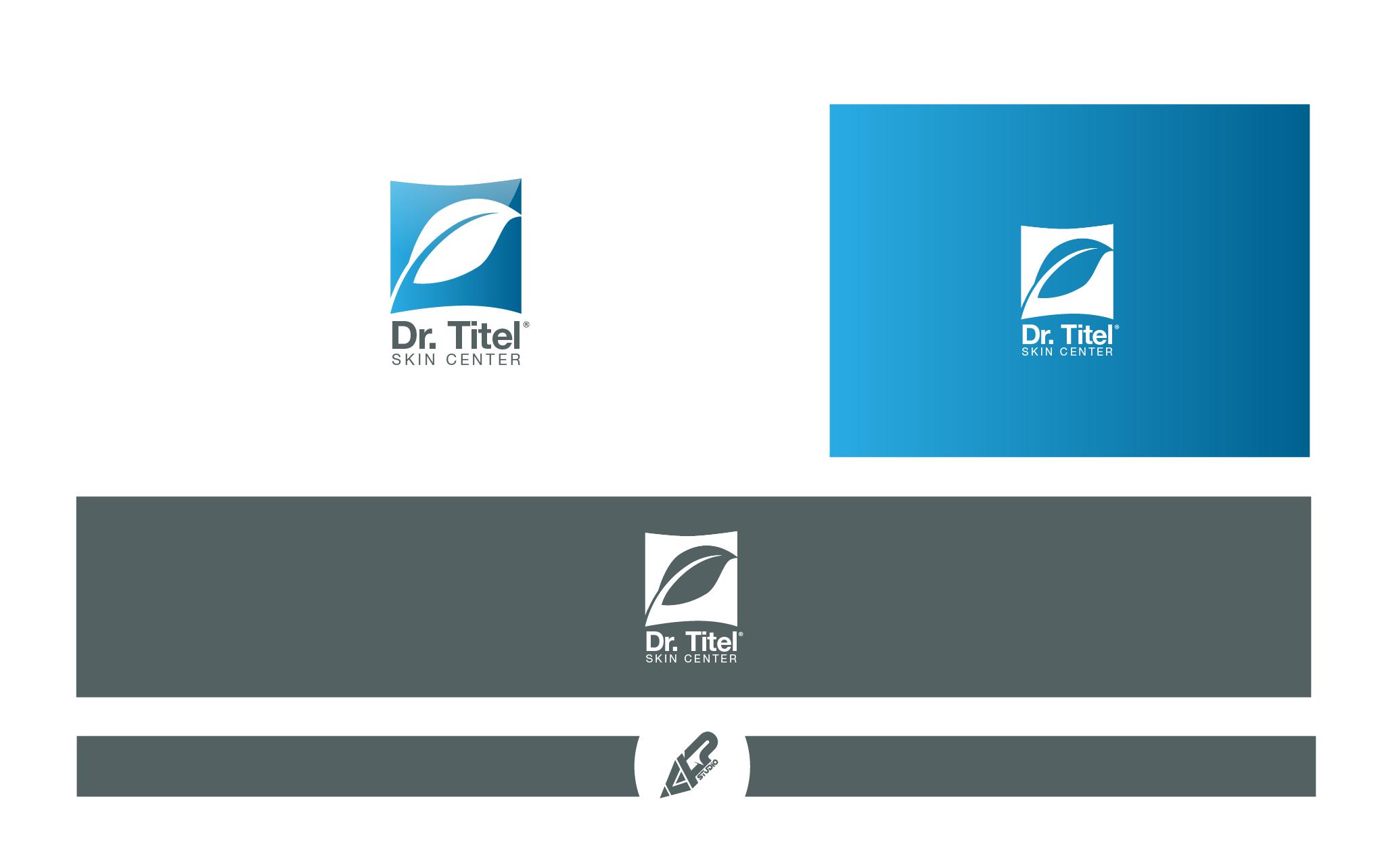 Create the next logo for Dr. Titel Skin Center