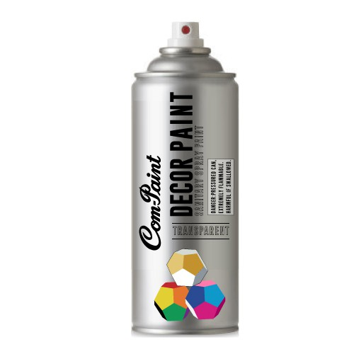 Compaint spray can
