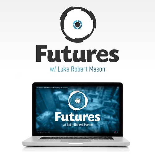 """Augmented Eye v.01 for """"FUTURES"""" Technology Podcast"""