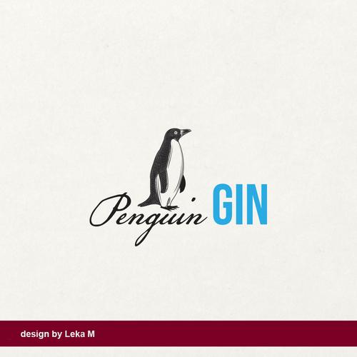 Penguin Gin