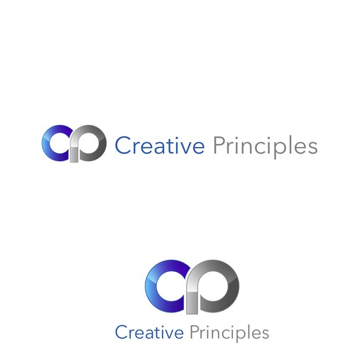 Create the next logo for Creative Principles
