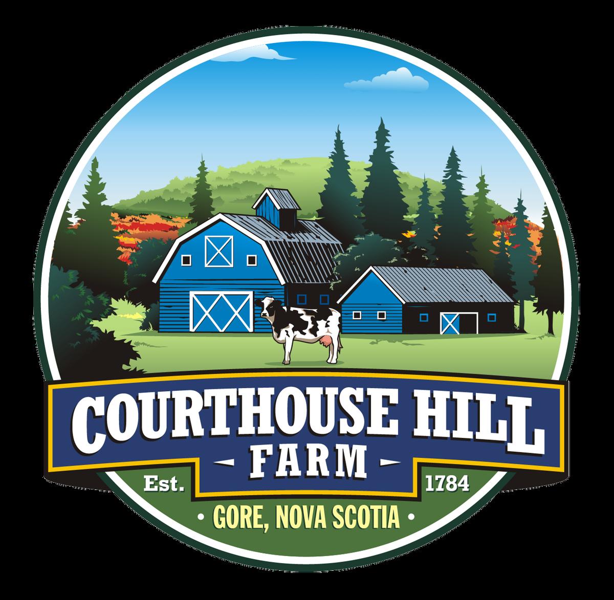 Courthouse Hill Farm Logo