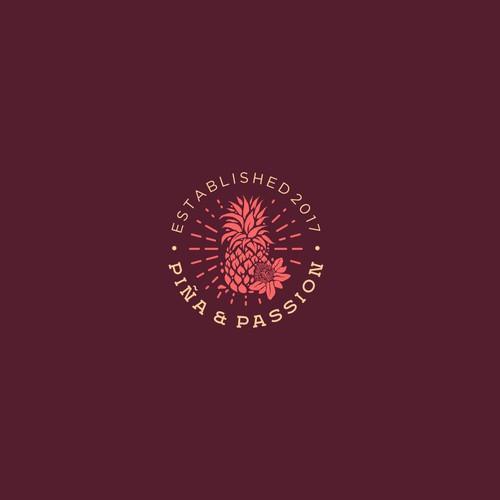Pina & Passion Logo