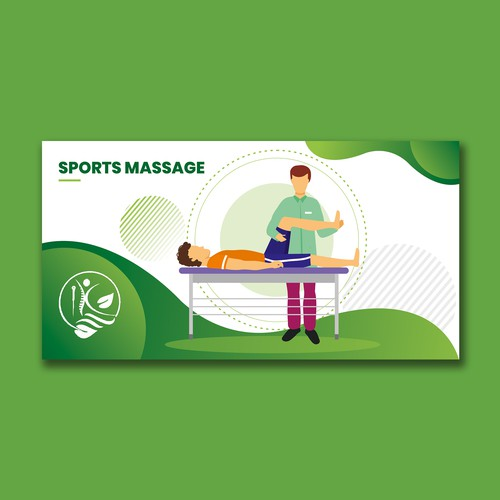 Massage Banners