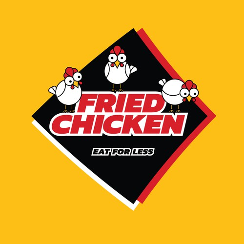 Signage for the chicken crazed.