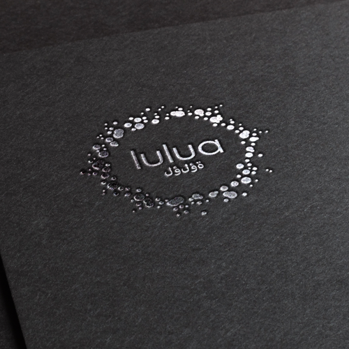 Logodesign for Lulua Water