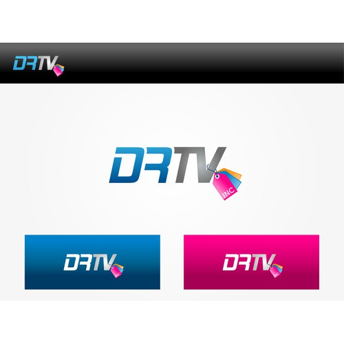 logo for DRTV Inc.