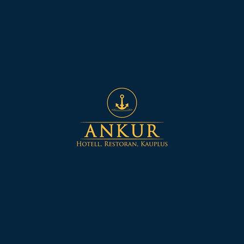 logo for ankur