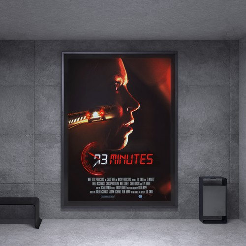 """Poster for Feature Film """"73 Minutes"""""""
