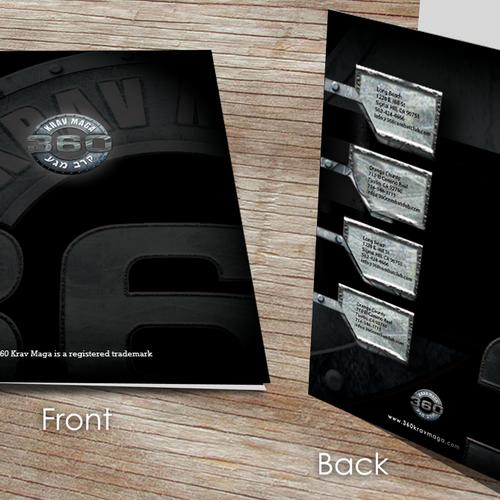 New design wanted for 360 Krav Maga