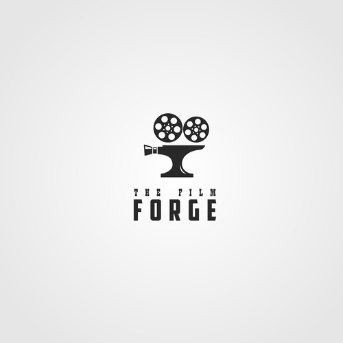 Logo for film company