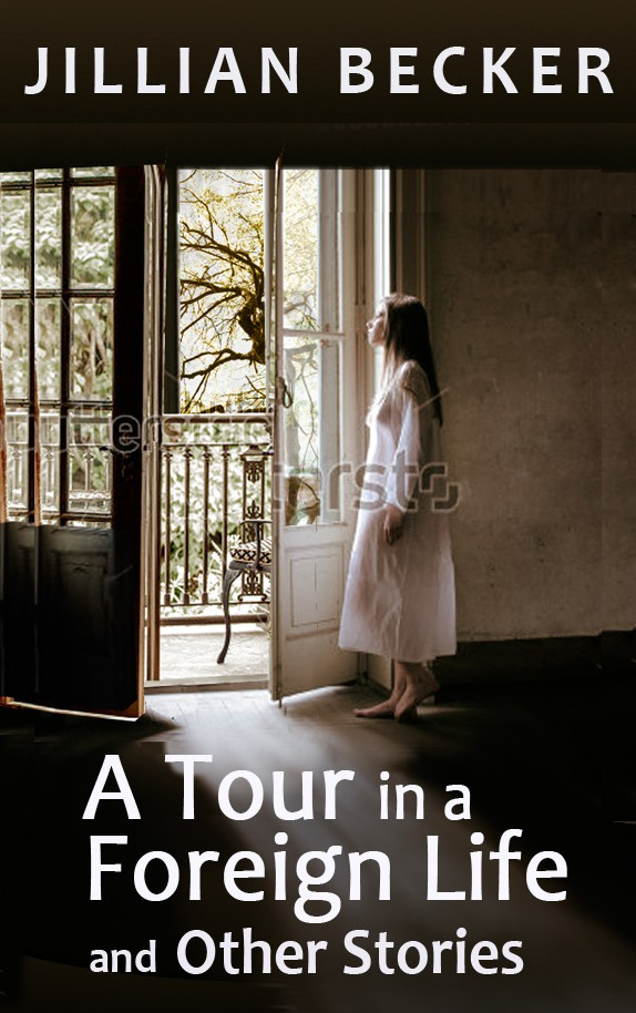 """Create a book cover for a book titled """"A Tour In A Foreign Life"""", set in the 1960s in England."""