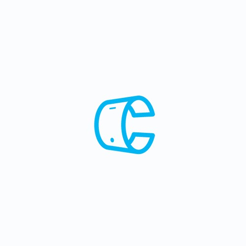 Minimalistic and modern logo