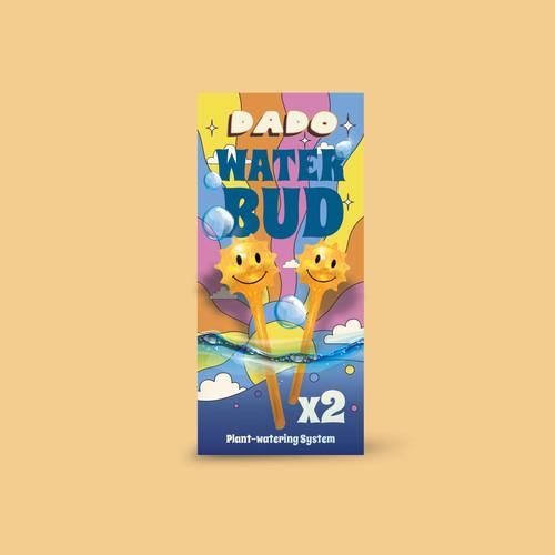 """Water Bud"" Watering Orb Product"