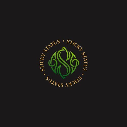 s-logo. lettering