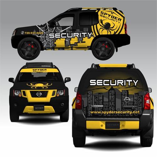 custom design Car,Truck or Van Wrap